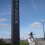 Entrada del Albert Dock
