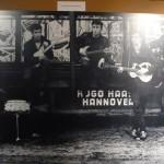 En Hamburgo con Pete y Stuart