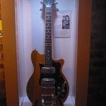 Guitarra de George en The Beatles Story (Museo)