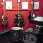 Instrumentos de The Beatles en The Cavern