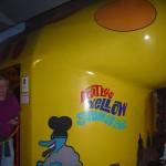 José y Yellow Submarine