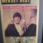 Portada del Mersey Beat con Paul