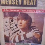 Portada del Mersey Beat con John