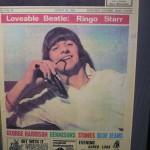 Portada del Mersey Beat con Ringo