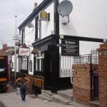 Ye Cracke es un pub de la Rice Street, frecuentado por John Lennon y Cynthia
