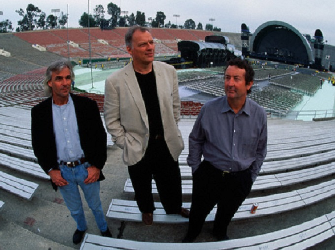 Pink Floyd at Rose Bowl, 1994