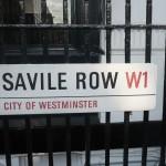 Calle donde dieron su último concierto en la terraza The Beatles
