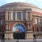 El Royal Albert Hall capacidad de 9000 localidades, ahora por seguridad 5500