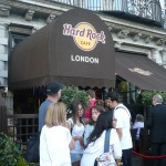 Hard Rock Cafe en el 150 Old Park Lane