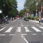 Jose hizo la foto del Paso de peatones más famoso del mundo