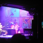 Let it be - Durante la representacion en el Garrick