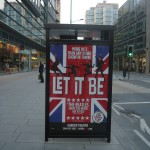 Let it be - Publicidad del Musical