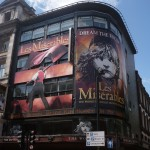 Los Miserables en el Queens Theatre Shaftesbury Avenue