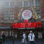 The Commiments en el Palace Theatre