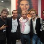Oscar, Dean, Jose y David