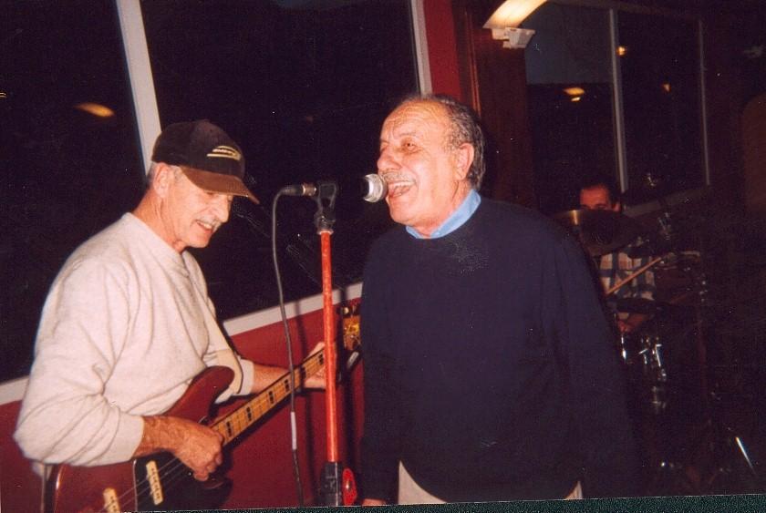 Capone con Rafa Muela, Los Zapata