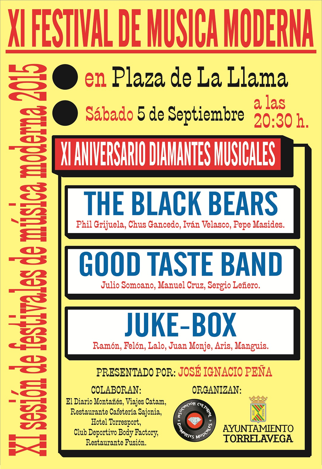 Cartel DEFINITIVO 11 Aniversario