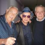 Nuestro amigo Mikel Barsa, manager de Nicola, este y Jose