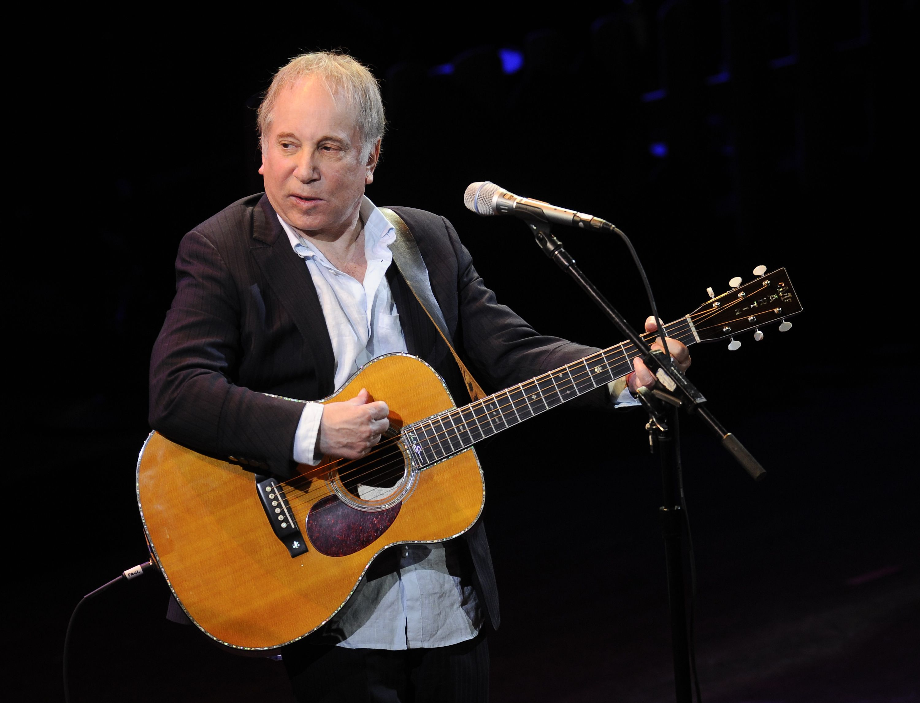 Paul Simon arrest ap