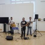 Presentación del concierto acustico