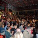 La gente de Torrelavega se volcó con Federico en su homenaje