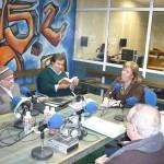 Otra mañana de domingo en la radio con nosotros